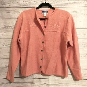 Vtg Pendleton 100% Virgin Wool Sweater